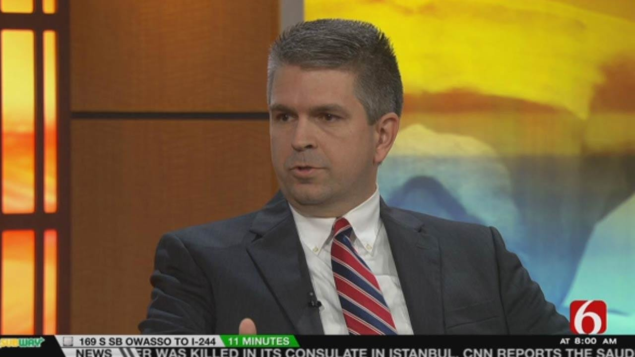 Candidate Jason Nichols Talks With 6 In The Morning