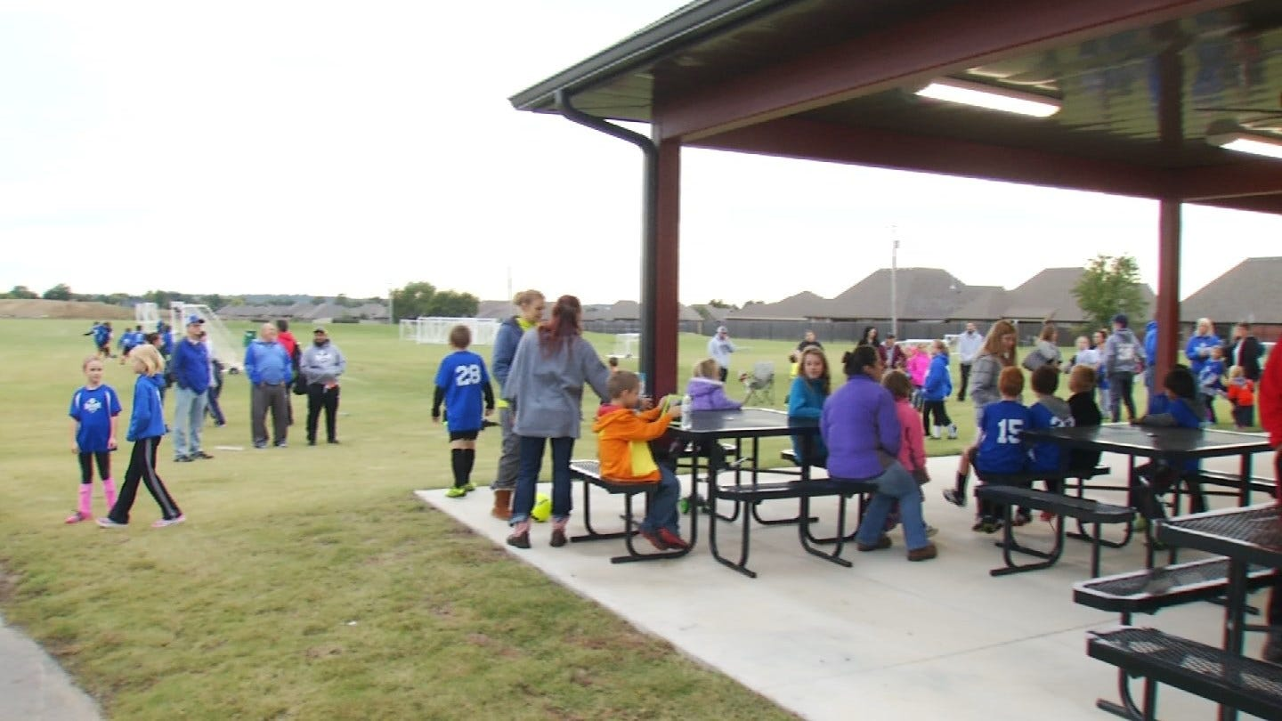 Glenpool Soccer Complex Dedicated Tuesday