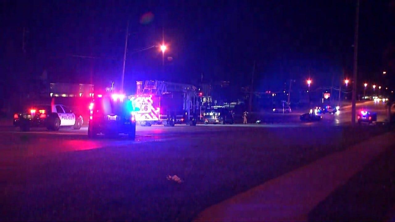 One Dead, One Arrested After Crash In Broken Arrow