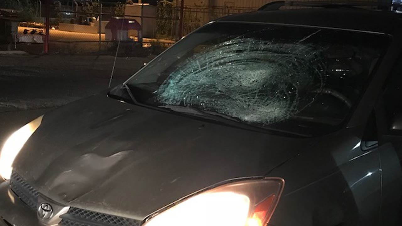 Police: Man Hit By Minivan While Walking On A Tulsa Street