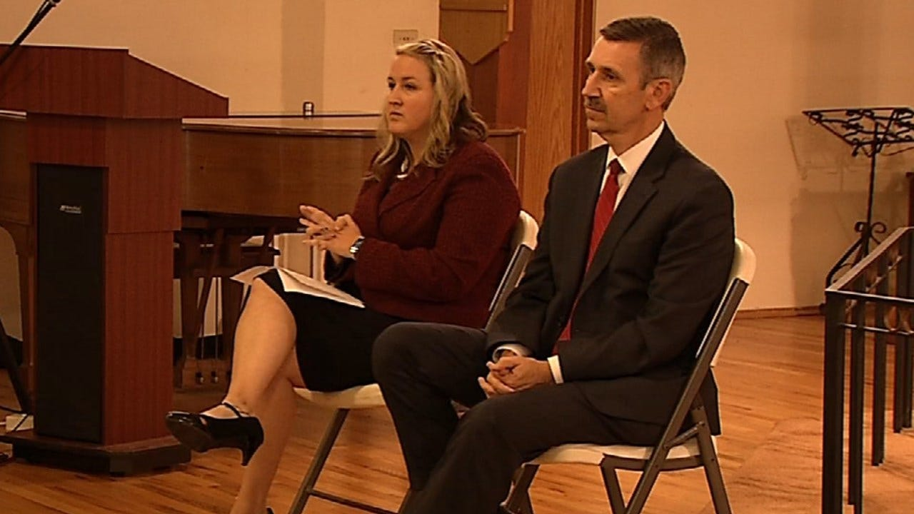 Tulsa County D.A. Candidates Attend Forum