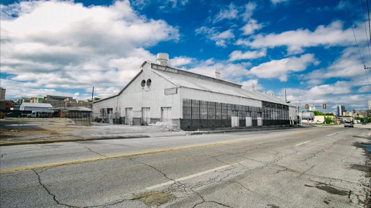 Blending Past & Present Photos Of Tulsa