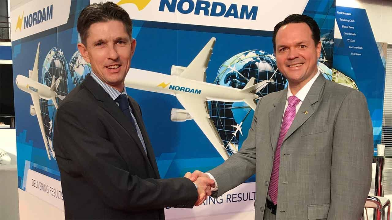 NORDAM Announces Services Agreement With AerFin