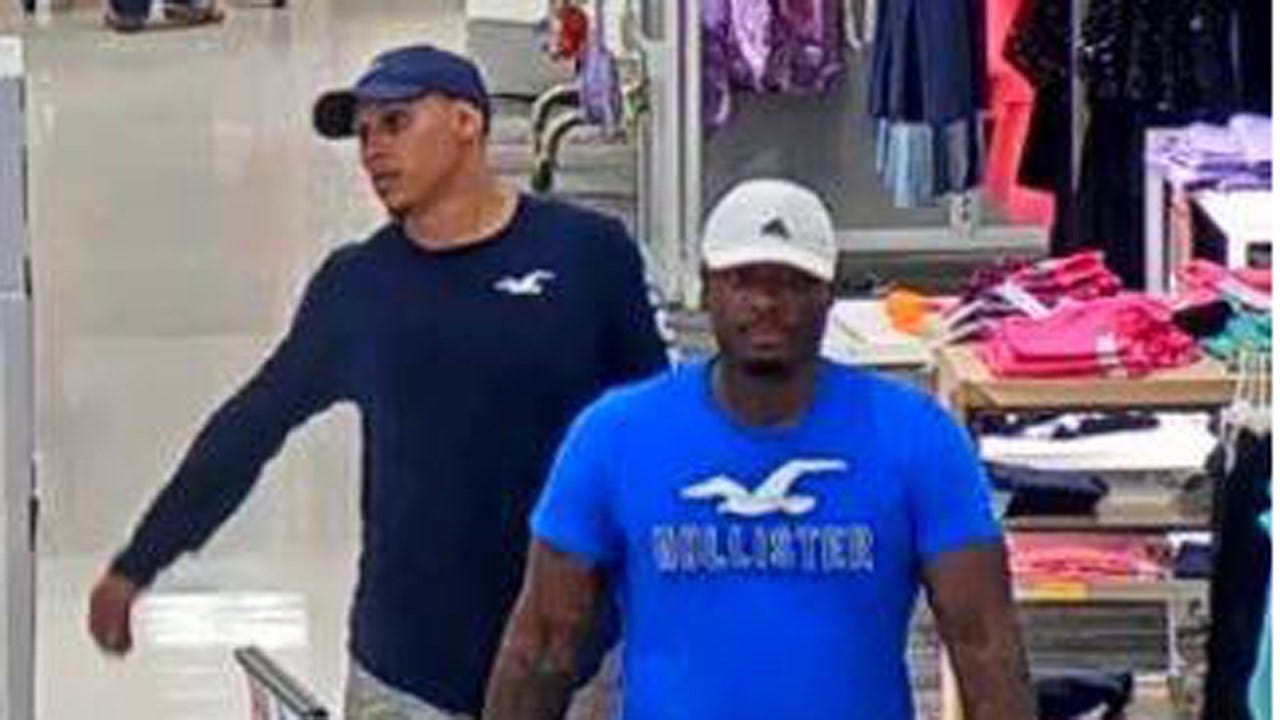 Tulsa Police Asking For Help Identifying Men Using Stolen Credit Card