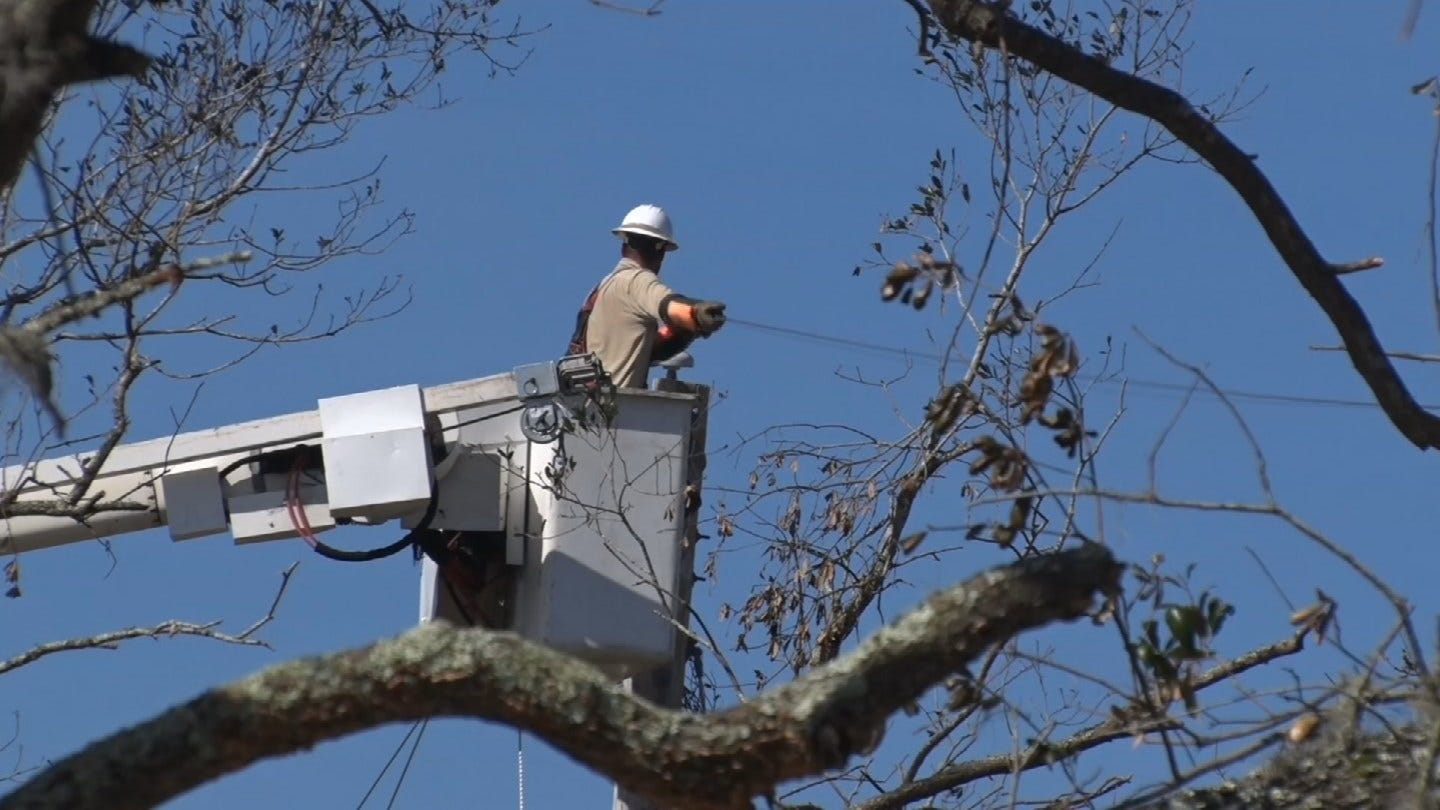 [UNFILTERED] PSO Crews Helping Florida In Aftermath Of Hurricane