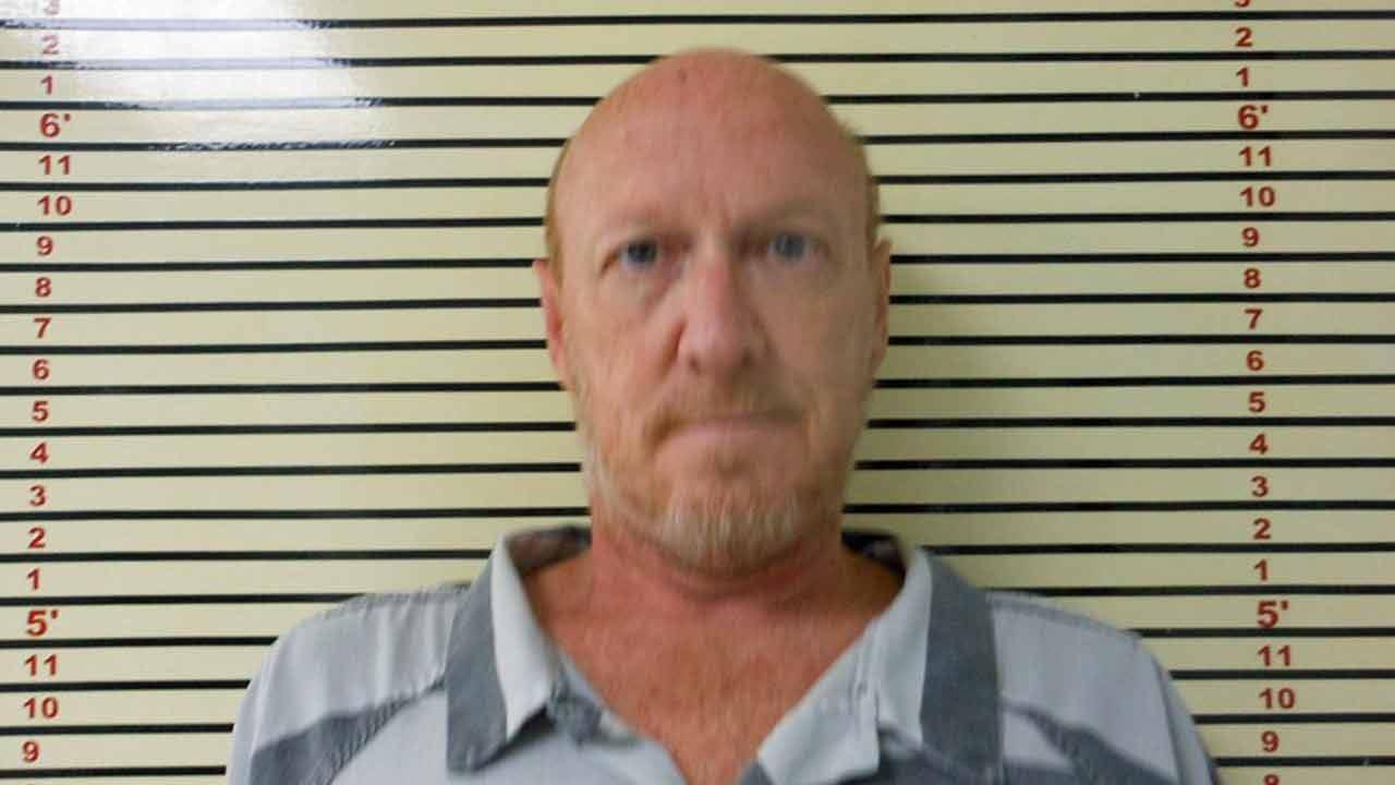 Oklahoma Man Back Behind Bars After Multi-Agency Effort
