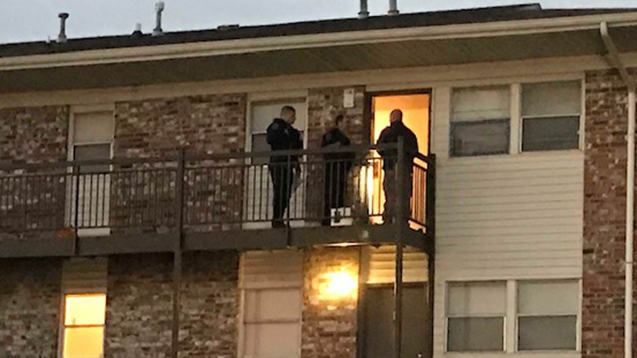 Police Say Man Critical After Shooting At Tulsa Apartment Complex
