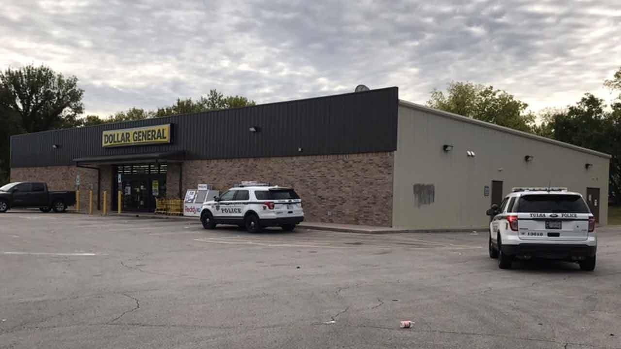 Tulsa Dollar General Robbed At Gunpoint