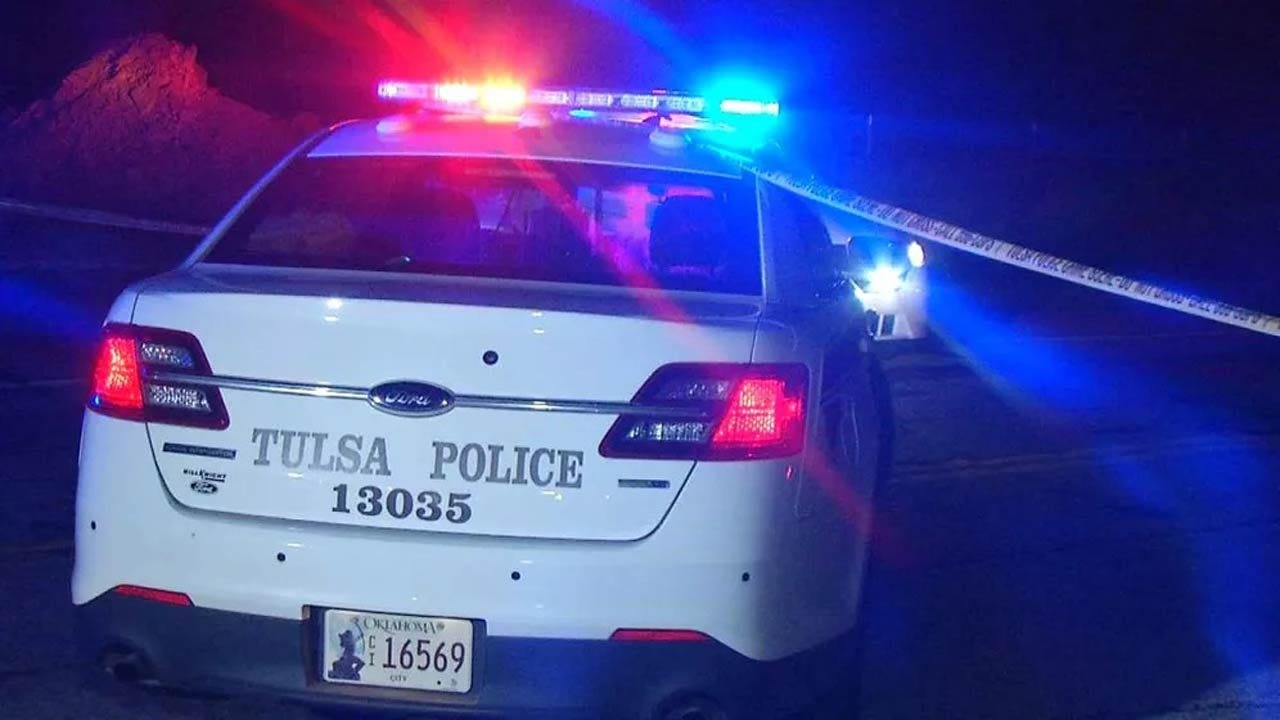 Vehicles Damaged By Gunfire At Tulsa Apartment Complex