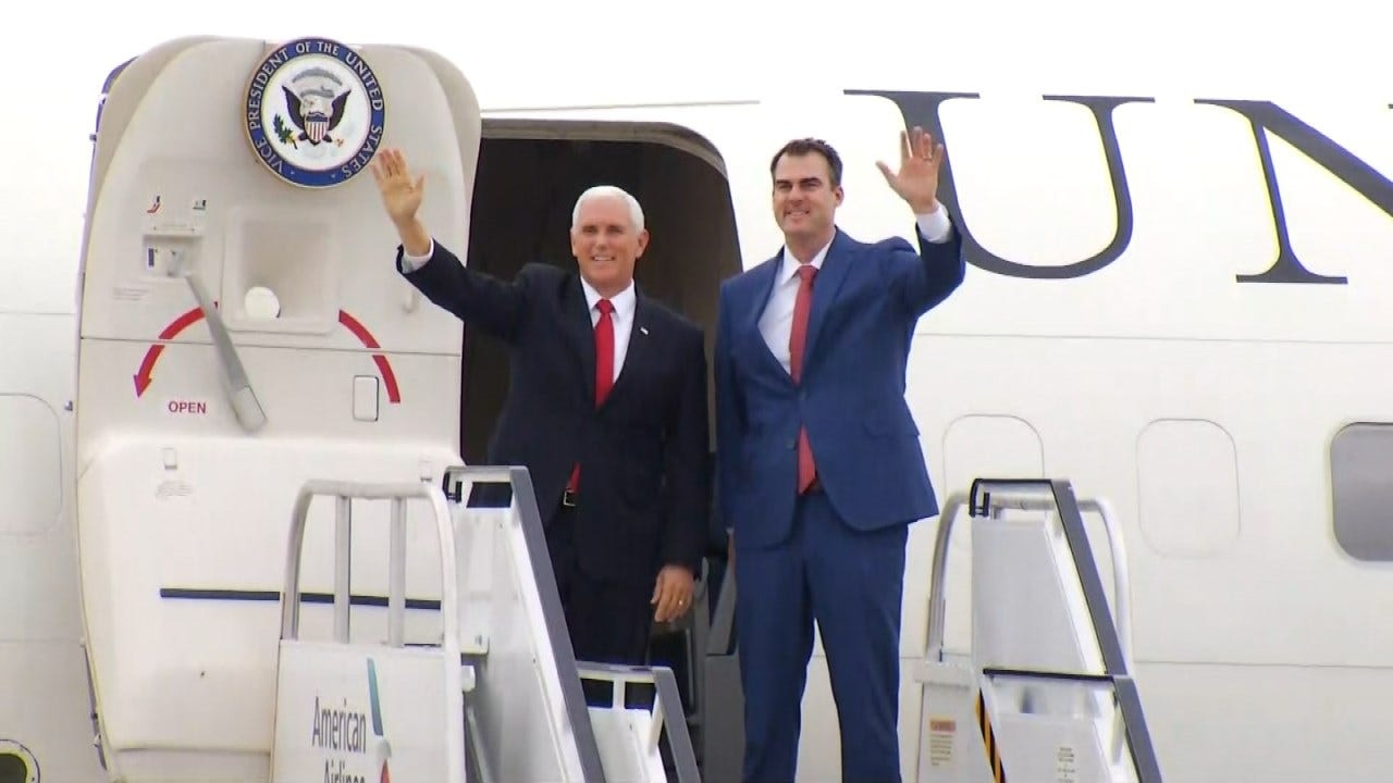 Governor Stitt To Visit White House To Discuss Reopening Economy