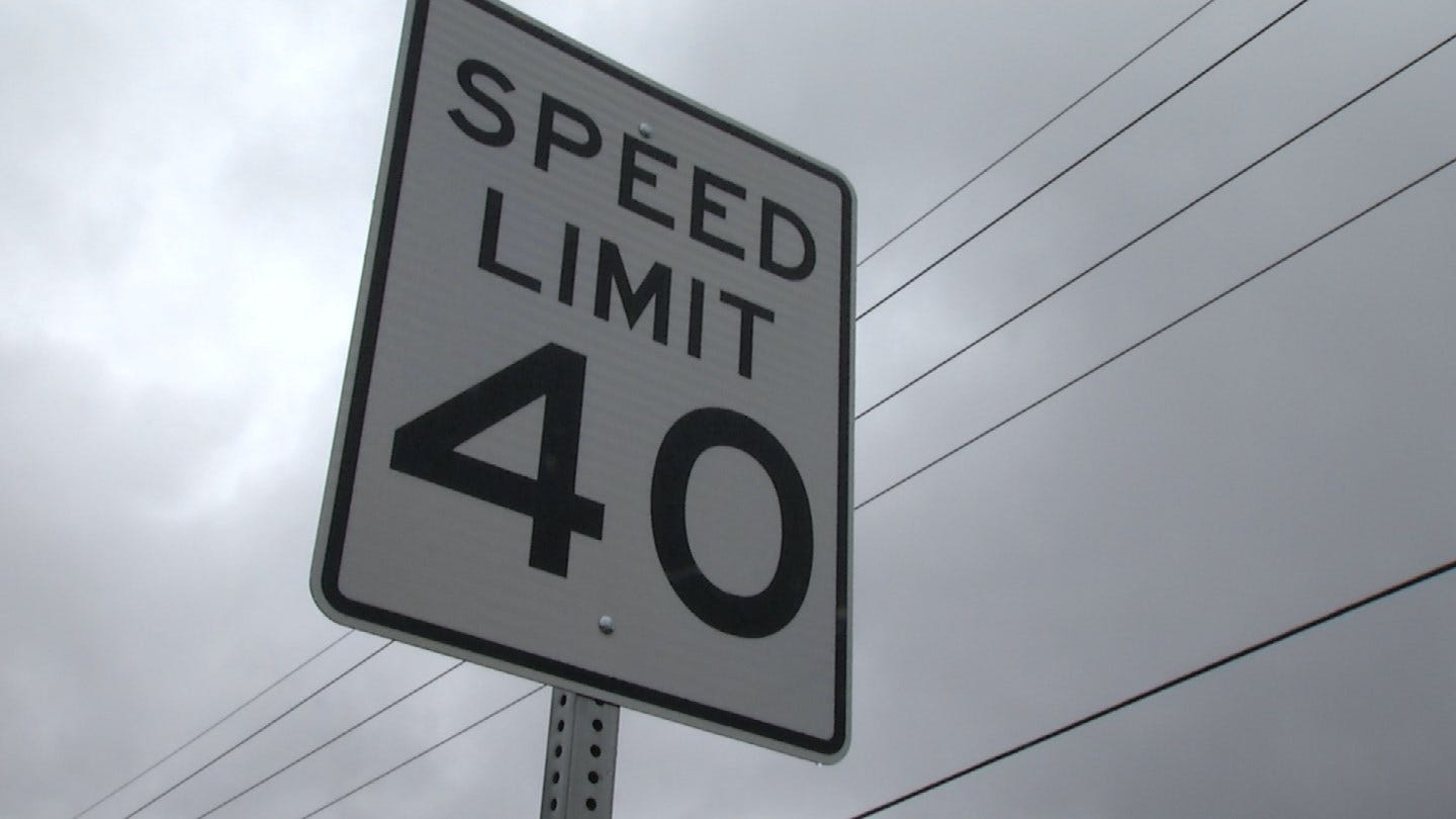 City Of Broken Arrow Reducing Speed Limits In Some Areas