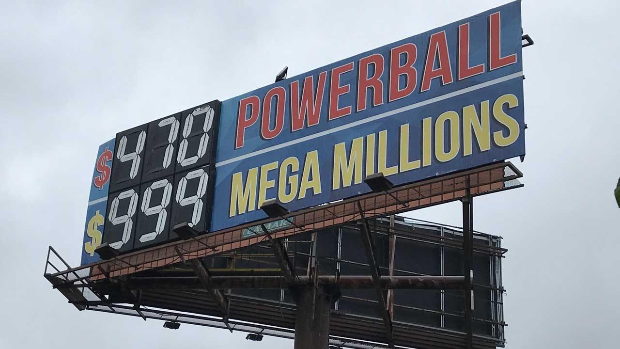 Mega Millions Jackpot Climbs To $1 BIllion