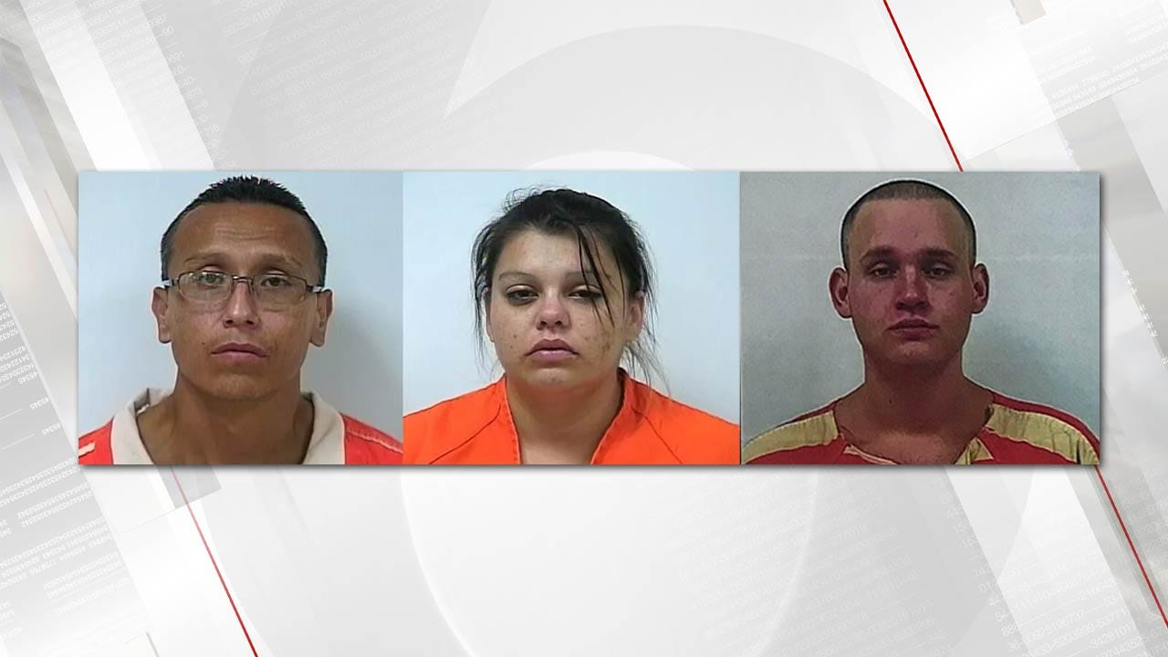 Three Jailed After Man's Body Found In Osage County