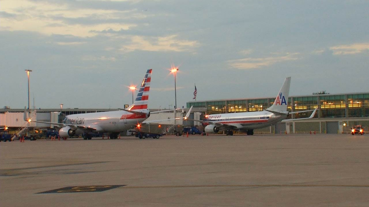 American Announces Daily Non-Stop Flights From Tulsa To L.A.