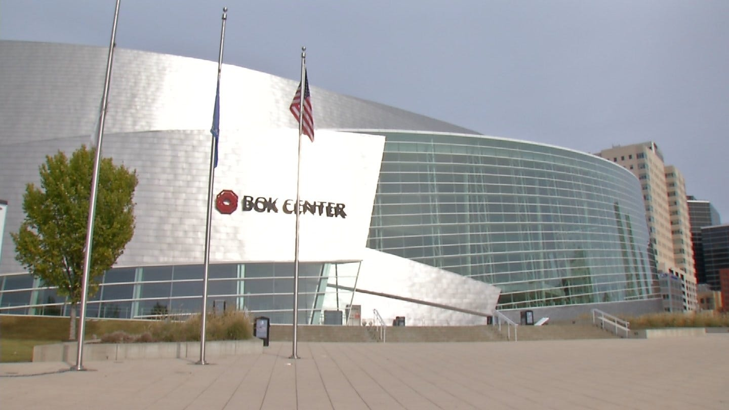 BOK Center Receives 8th Arena Of The Year Nomination