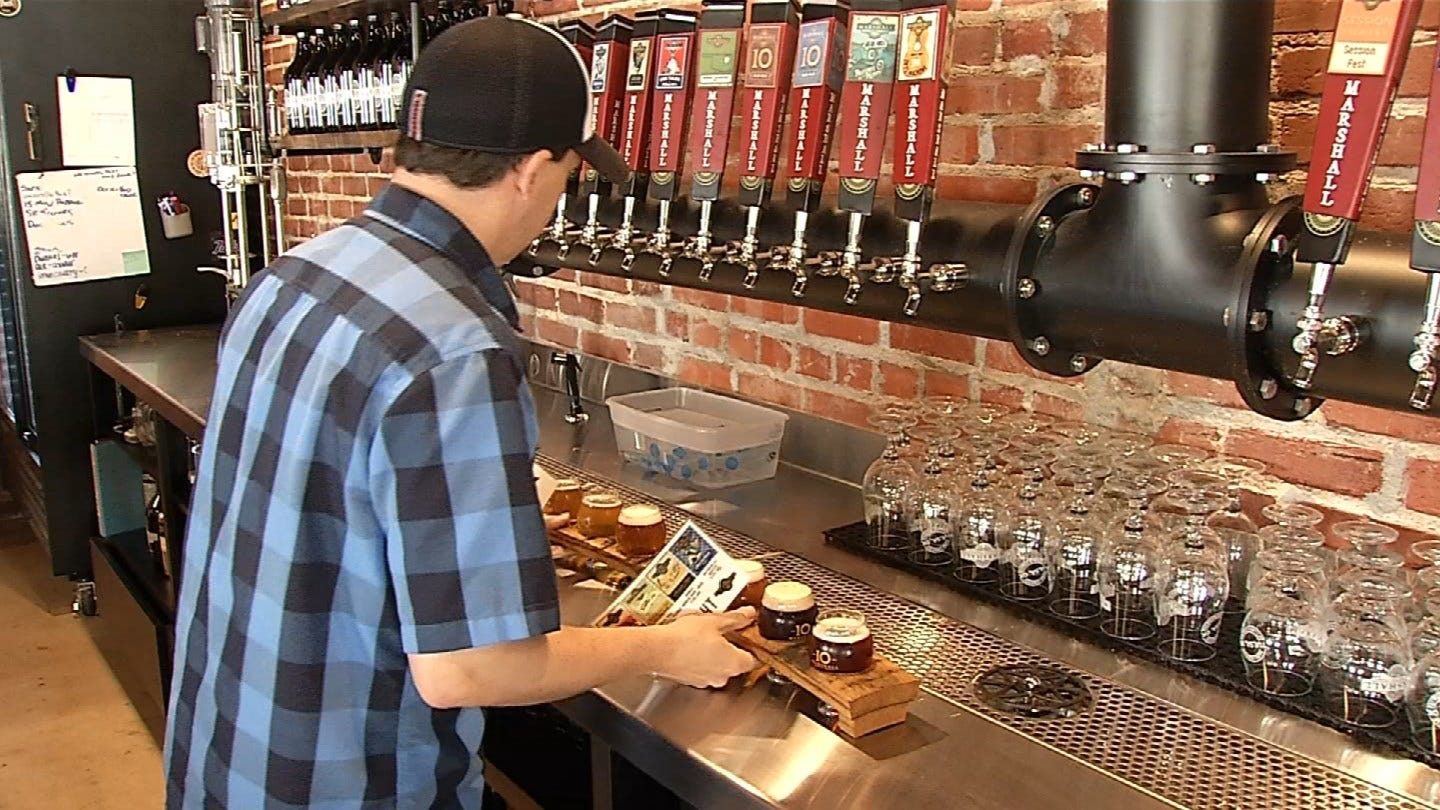 Brewers, Distillers Expanding In Tulsa's Kendall Whittier District