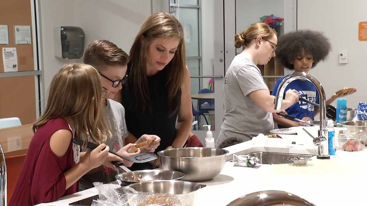 Food Bank Working To Help Oklahomans Lead Healthier Lives
