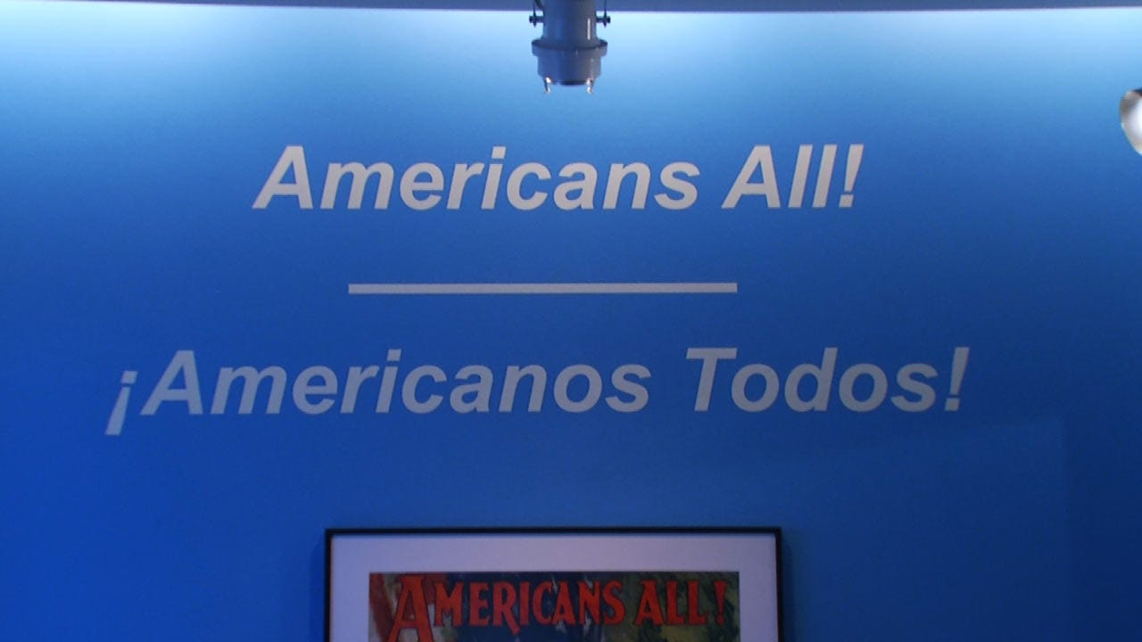New Gilcrease Exhibit Showcases Immigrant Contributions To Life, Culture