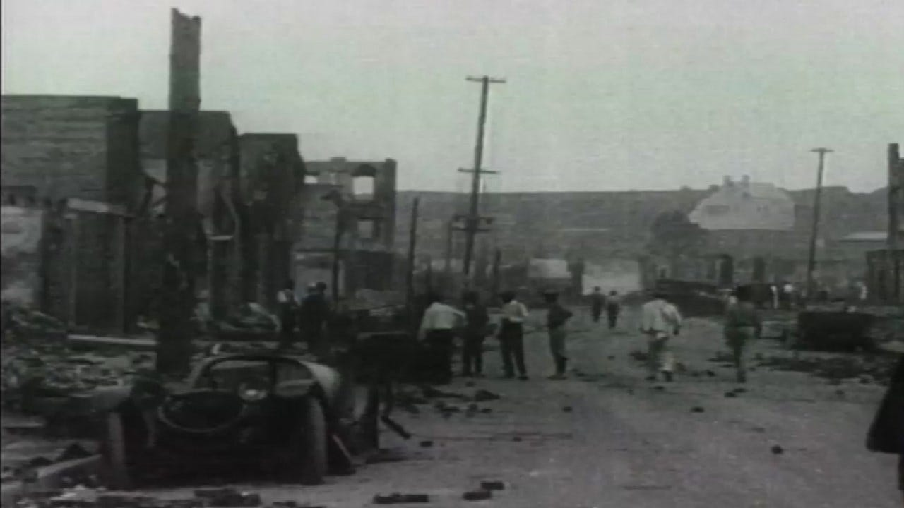 Tulsa Mayor Calls For Investigation Into Possible Mass Graves From Race Riot