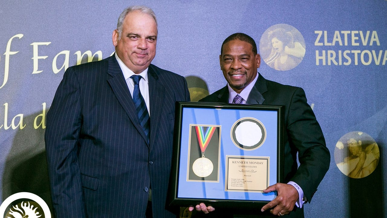 Olympic Gold Medalist From Oklahoma Inducted Into Hall Of Fame