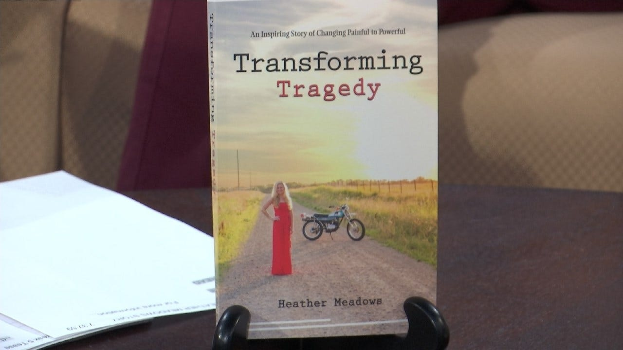Tulsa Author Interviewed About Her New Book, 'Transforming Tragedy'