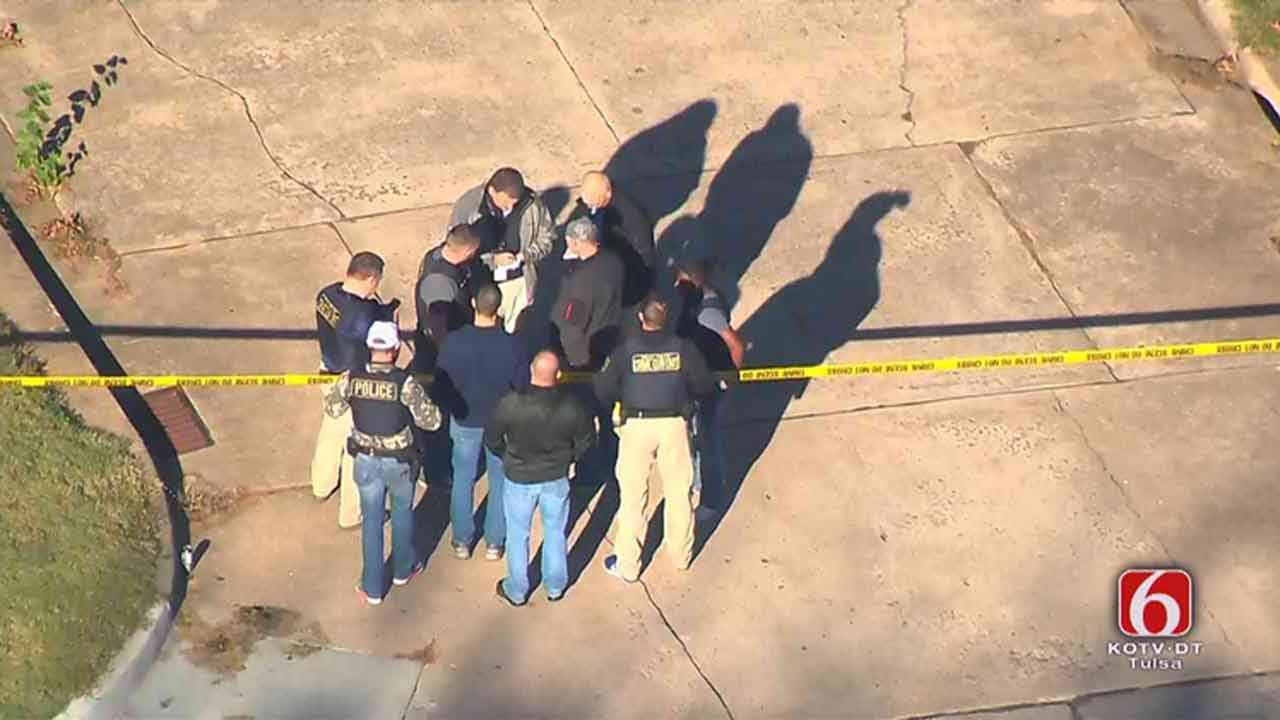 Drug, Weapons Suspect Shot And Killed By Tulsa Police