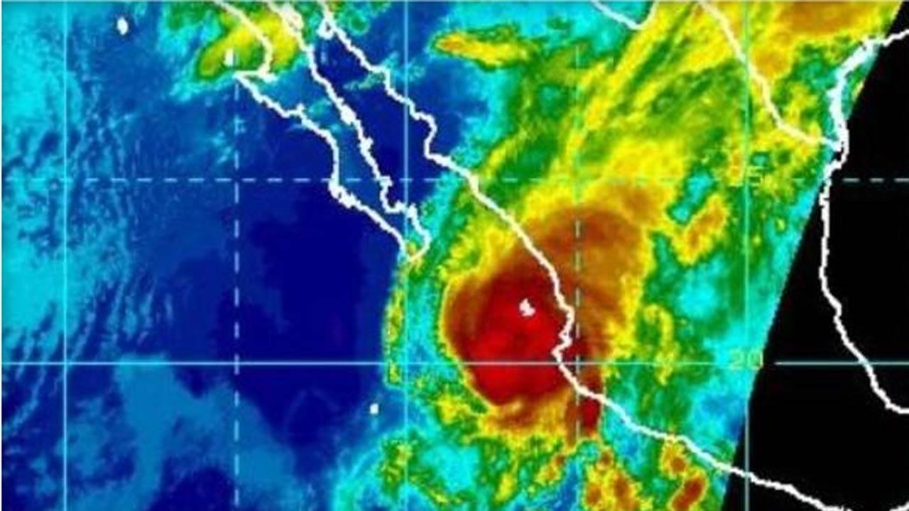 Hurricane Willa Menacing Mexico's Pacific Coast
