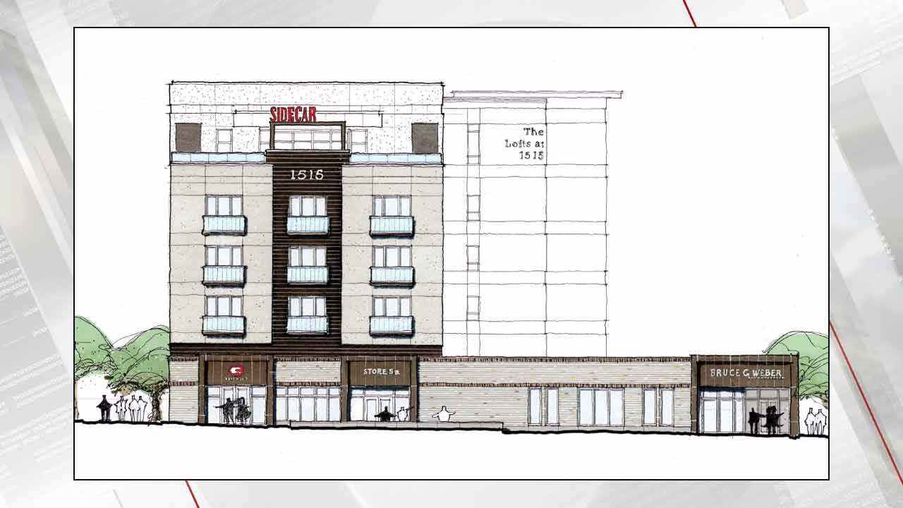 New Upscale Lofts, Retail Coming To Cherry Street