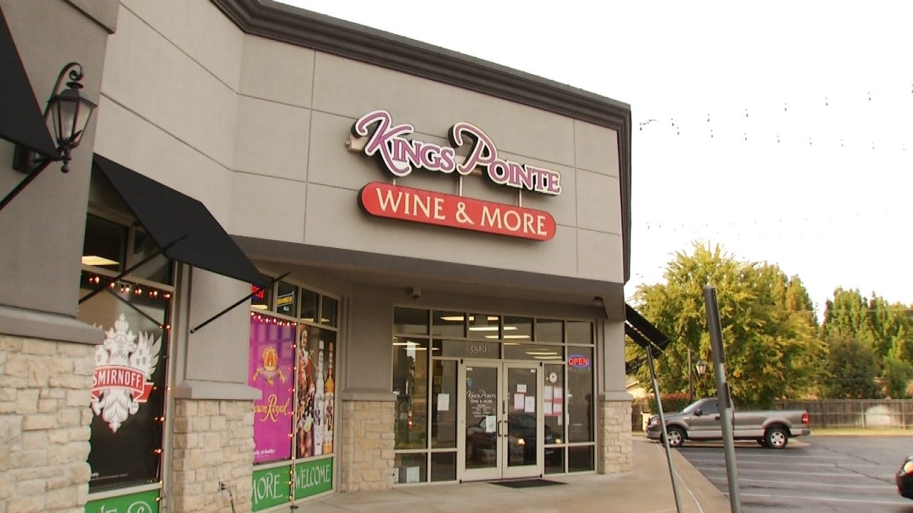 Tulsa Wine Store Owner Blames State's New Alcohol Laws For Closing