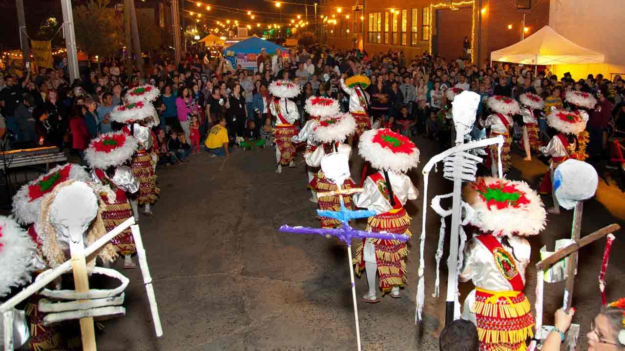 Tulsa's Day Of The Dead Festival Expands To Two Days In 2018