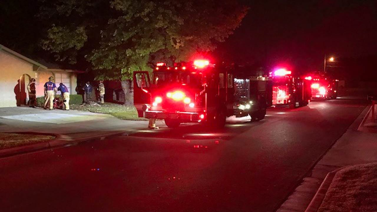 Aluminum Wiring May Have Sparked Tulsa Duplex Ceiling Fire