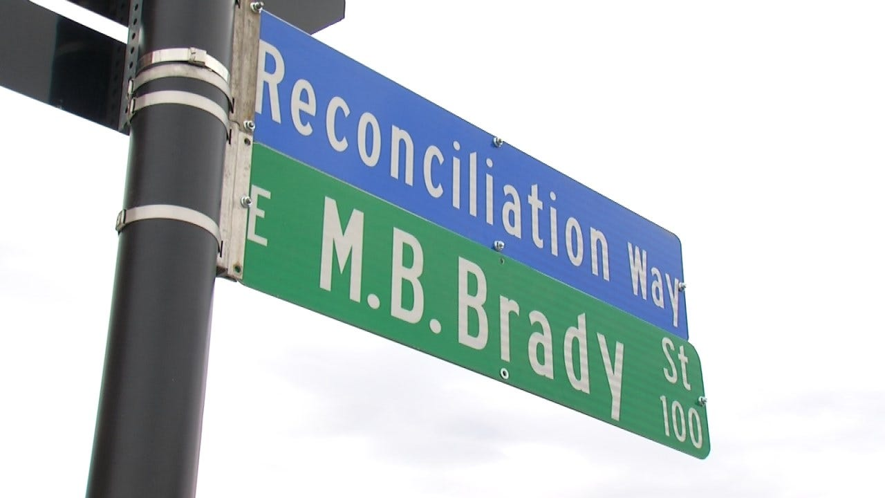 Councilor Wants To Change Name Of Tulsa's Brady Street Again