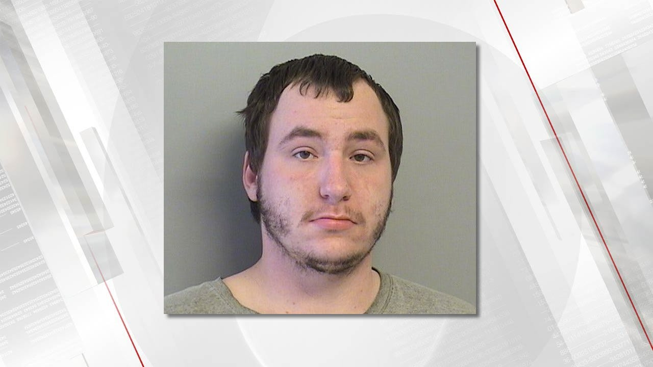 Del City Man Accused Of Indecent Proposals To Minor