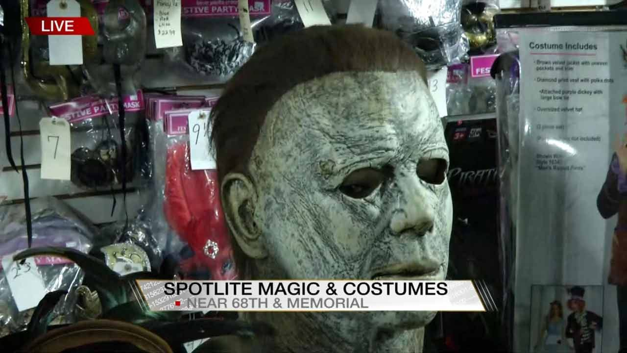 Tulsa Business Has You Covered For Halloween Costumes