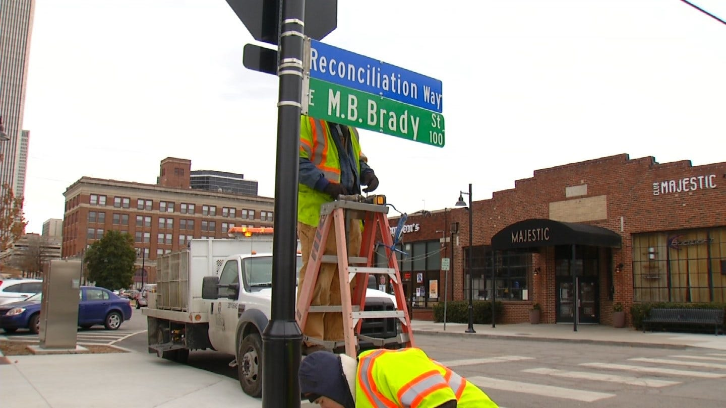 Tulsa City Councilor: Brady Street's Name Change Was 'Mediocre Compromise'