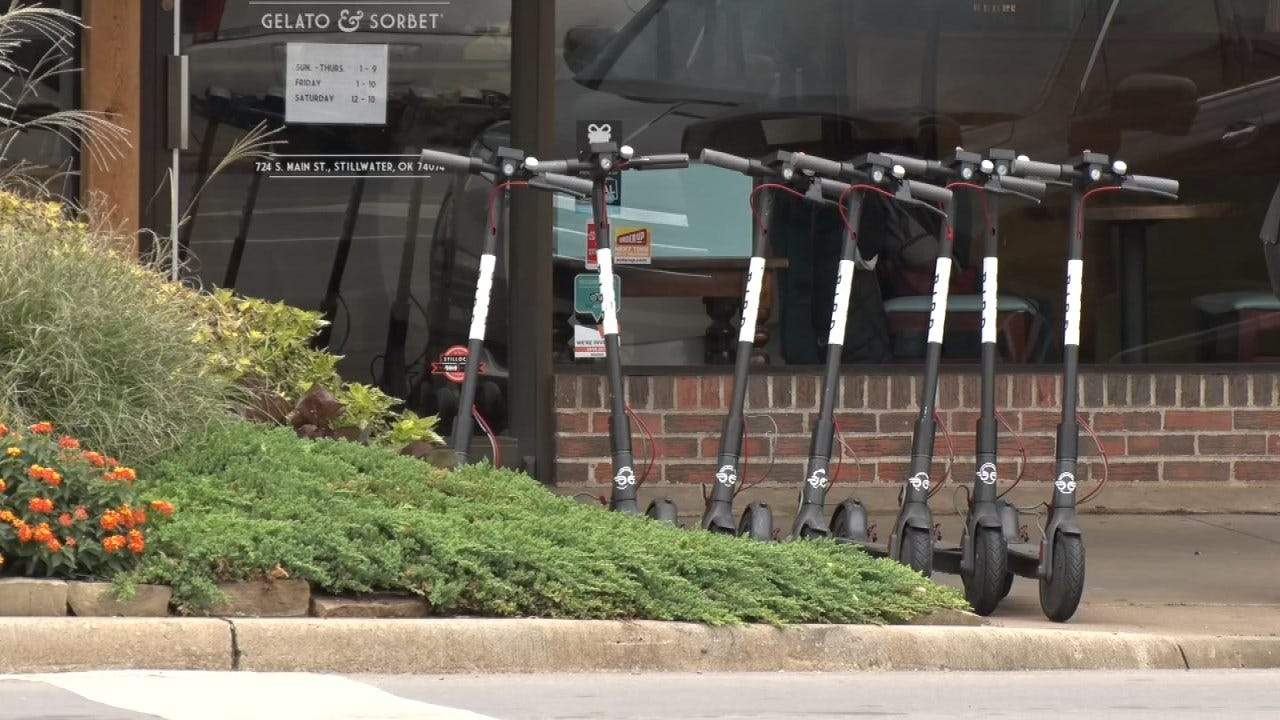 Tulsa Traffic Code Changes For Electric Scooters, Bicycles