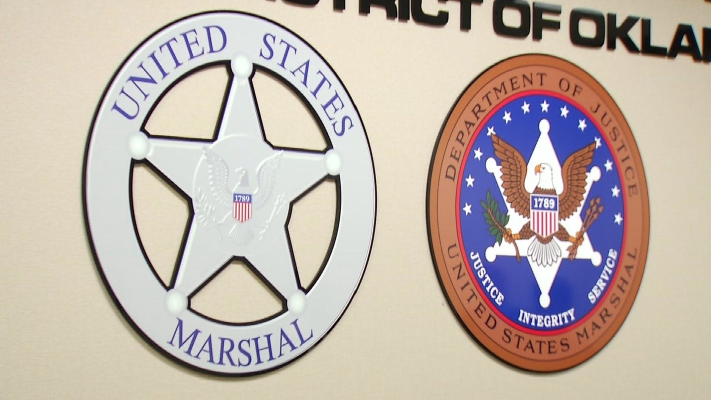An Inside Look At The U.S. Marshal Service In Tulsa