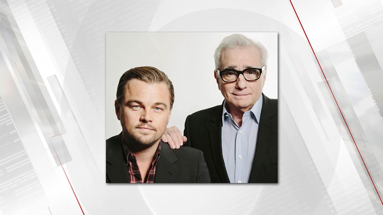 Scorsese And DiCaprio Team Up For 'Killers Of The Flower Moon'
