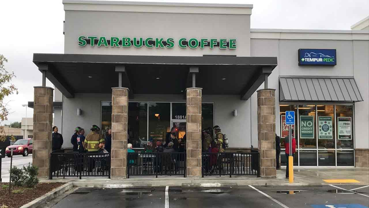 Tulsa Starbucks Gets 'All Clear' After Hazmat Scare