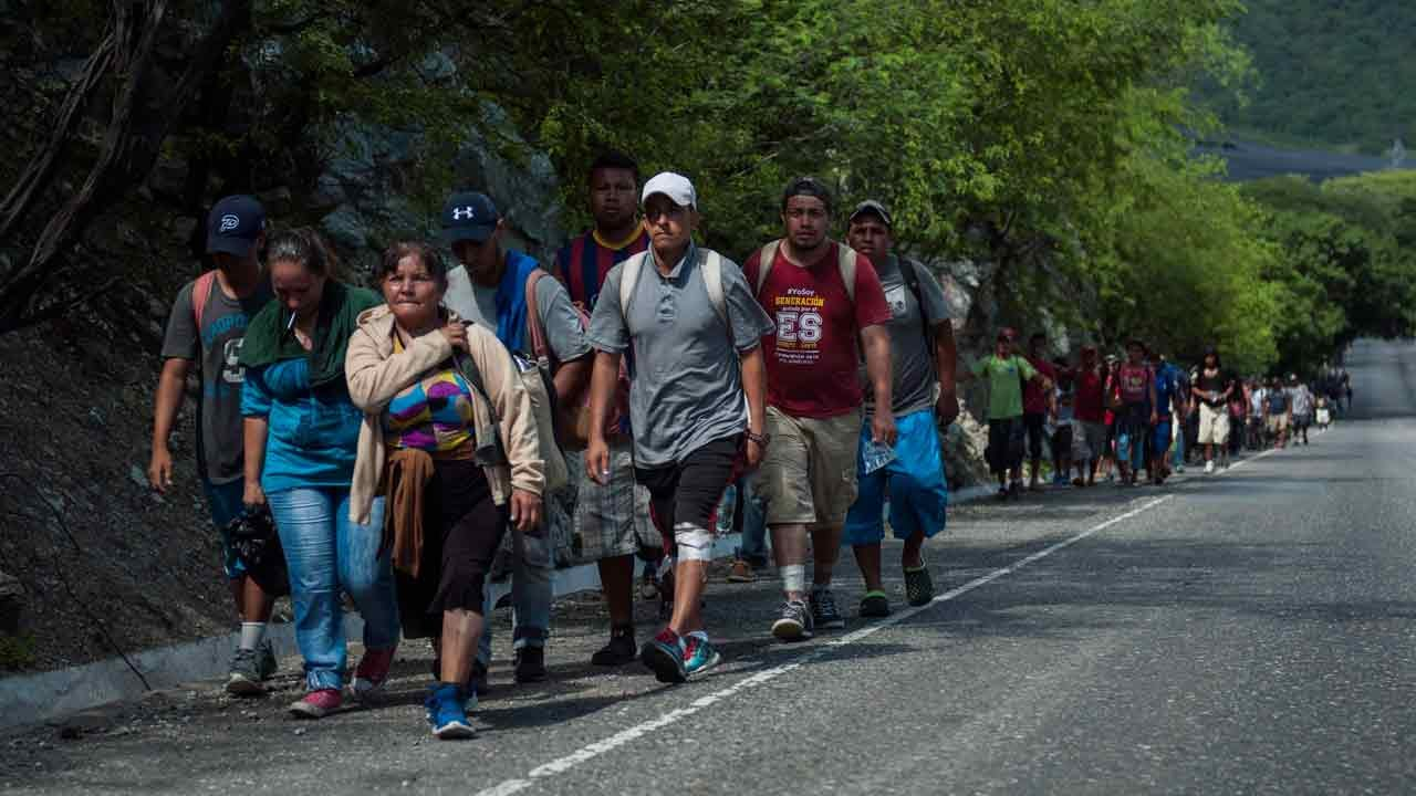 U.S. Official: Hundreds Of Troops To Be Sent To Border