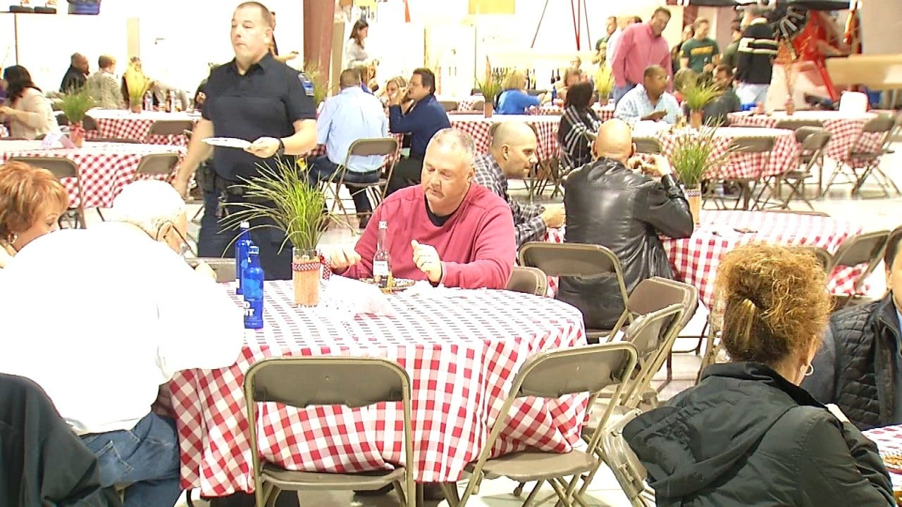 Barbecue Competition Raises Funds For Tulsa Crime Stoppers
