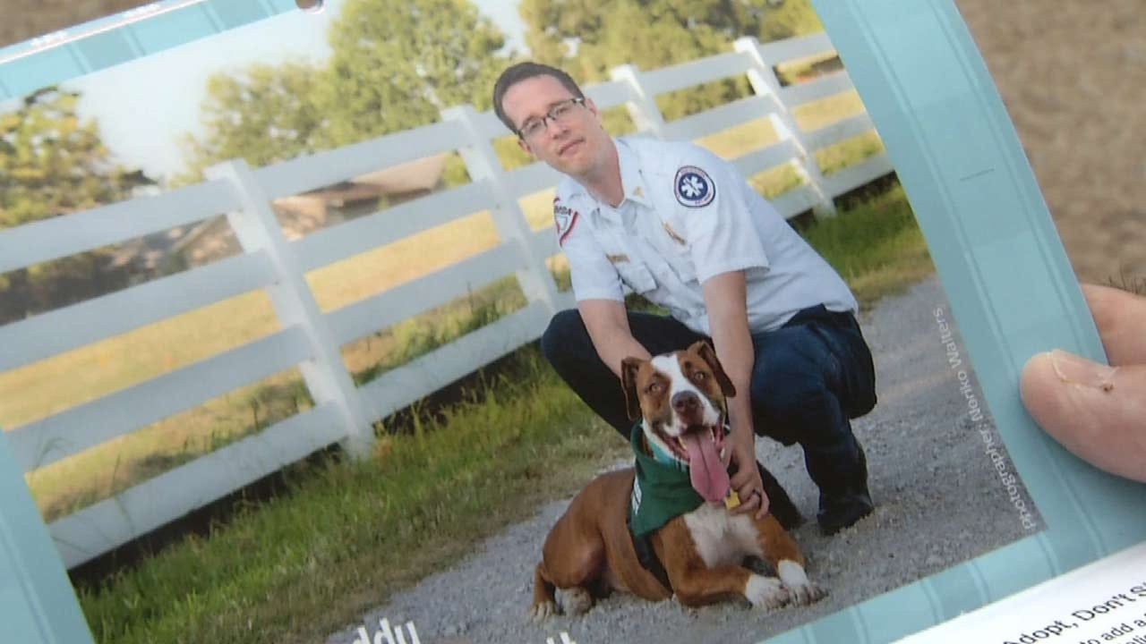First Responders, Rescue Pets Featured In Tulsa Animal Aid Calendar