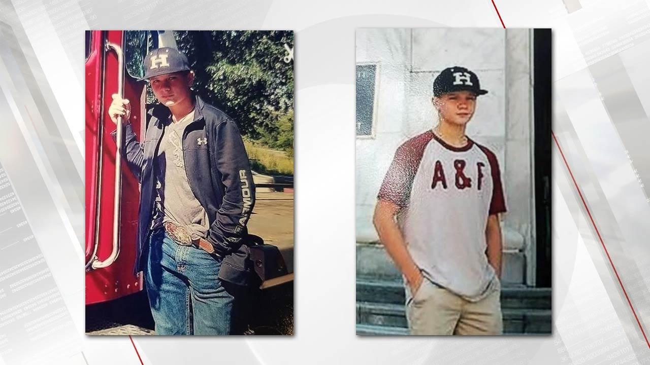Henryetta Police Look For Missing Man