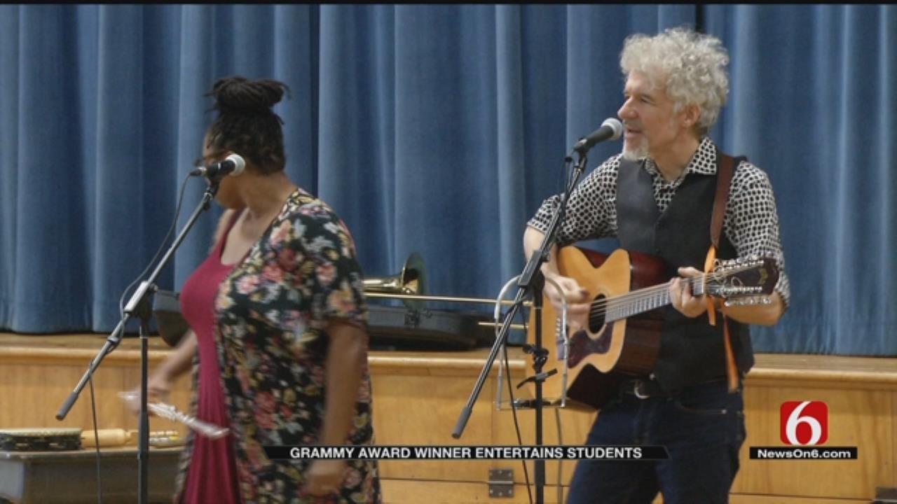 Popular Children's Musicians Perform For Tulsa Kids