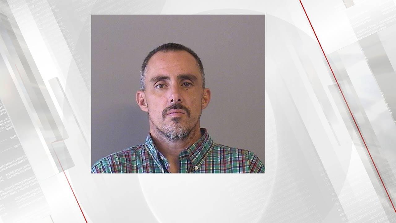 TPD Video Shows Arrest Of Burglary Suspect