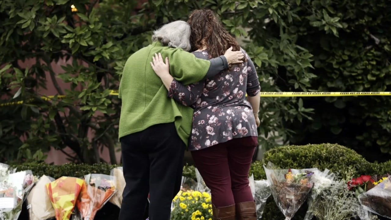 Pittsburgh's Squirrel Hill Community Copes With Deadly Massacre