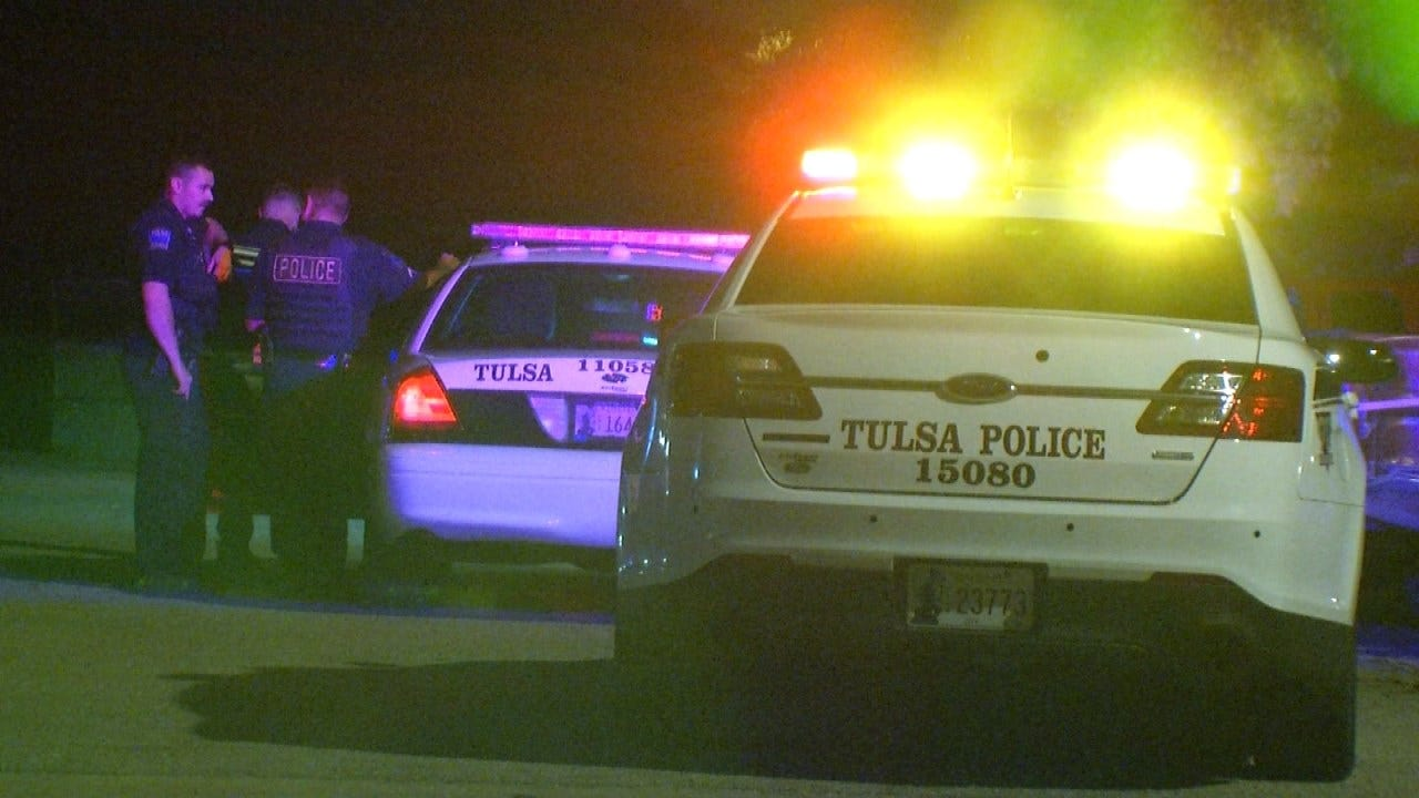 Police Arrest Man Following Shooting At Tulsa Apartment Complex