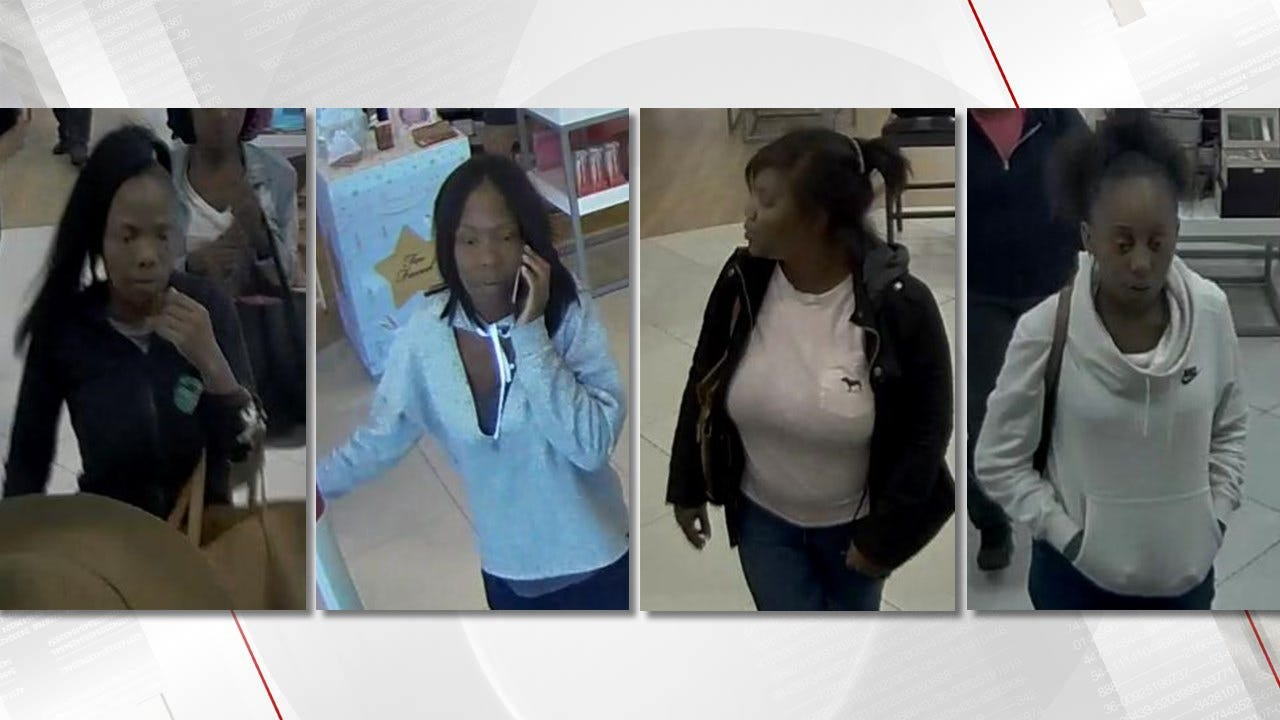 TPD Wants To ID Women Suspected Of Stealing $10,000 Worth Of Perfume