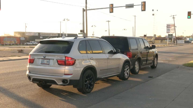 Tulsa Police: Woman Driving Stolen BMW Causes Chain-Reaction Crash