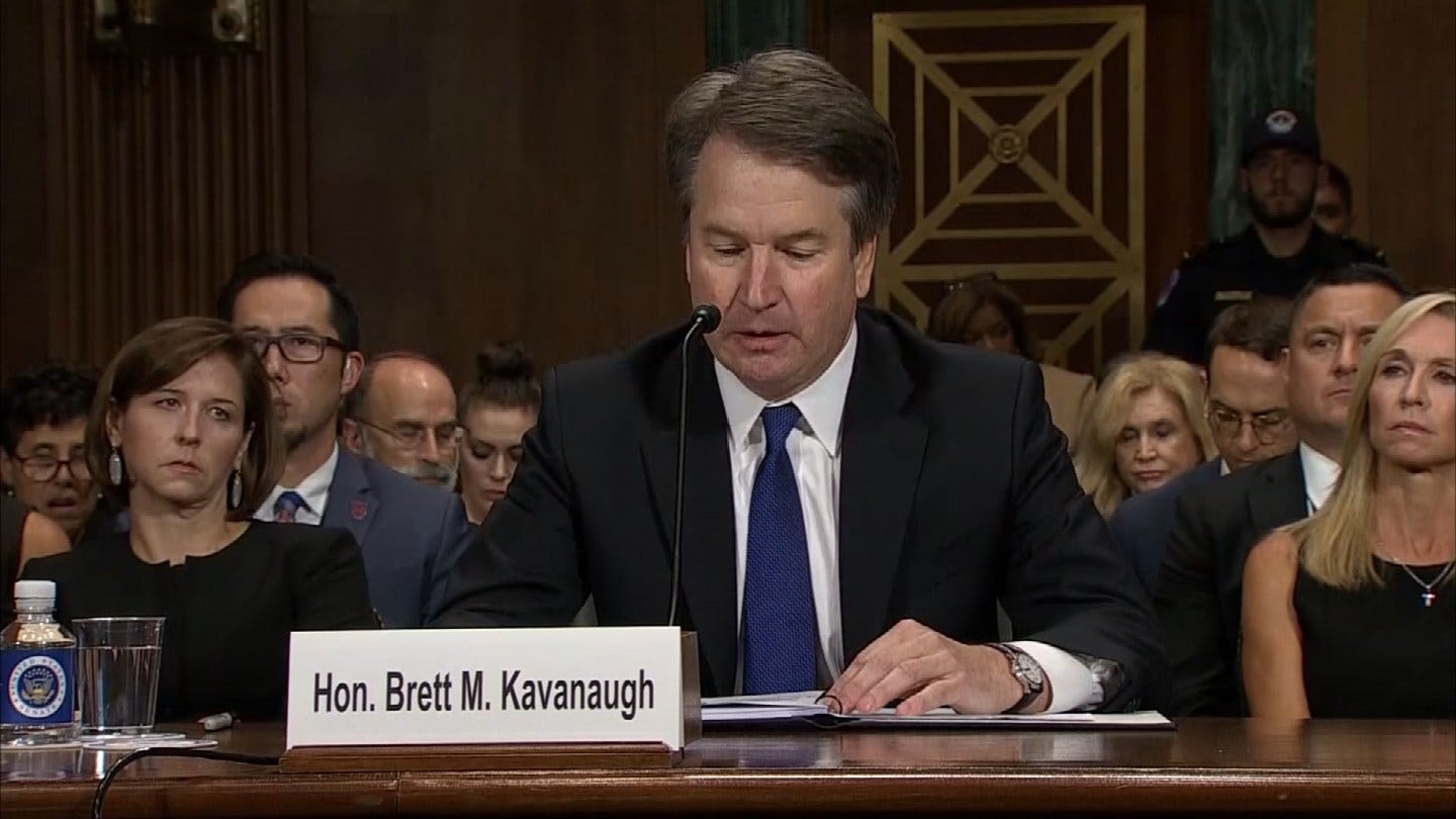 Senator Lankford Not Convinced Judge Kavanaugh Committed Alleged Acts